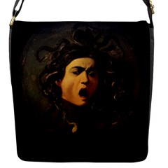 Medusa Flap Messenger Bag (s) by Valentinaart