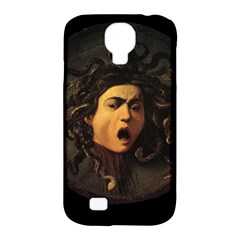 Medusa Samsung Galaxy S4 Classic Hardshell Case (pc+silicone) by Valentinaart