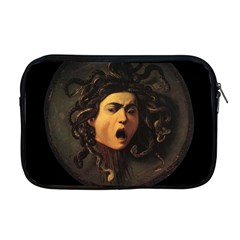 Medusa Apple Macbook Pro 17  Zipper Case by Valentinaart