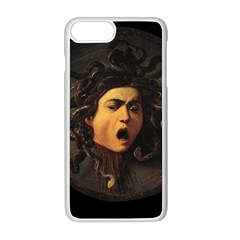 Medusa Apple Iphone 8 Plus Seamless Case (white) by Valentinaart