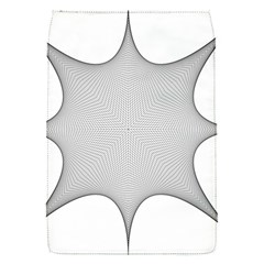 Star Grid Curved Curved Star Woven Flap Covers (s)