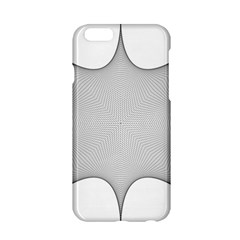 Star Grid Curved Curved Star Woven Apple Iphone 6/6s Hardshell Case