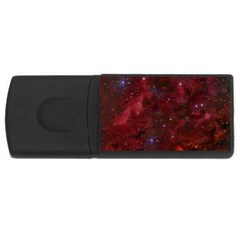 Abstract Fantasy Color Colorful Rectangular Usb Flash Drive by BangZart