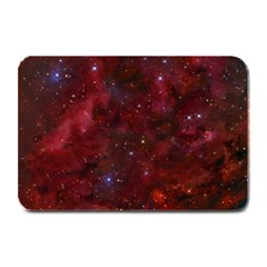 Abstract Fantasy Color Colorful Plate Mats by BangZart