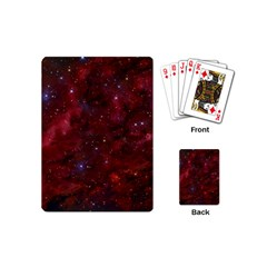 Abstract Fantasy Color Colorful Playing Cards (mini)  by BangZart