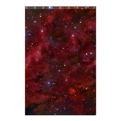 Abstract Fantasy Color Colorful Shower Curtain 48  X 72  (small)