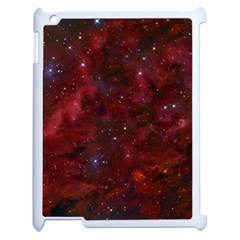 Abstract Fantasy Color Colorful Apple Ipad 2 Case (white) by BangZart