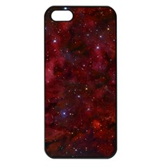 Abstract Fantasy Color Colorful Apple Iphone 5 Seamless Case (black)
