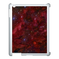 Abstract Fantasy Color Colorful Apple Ipad 3/4 Case (white)