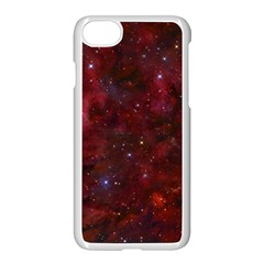 Abstract Fantasy Color Colorful Apple Iphone 7 Seamless Case (white) by BangZart