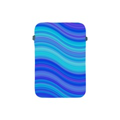 Blue Background Water Design Wave Apple Ipad Mini Protective Soft Cases