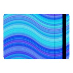 Blue Background Water Design Wave Apple Ipad Pro 10 5   Flip Case
