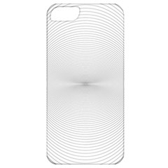 Background Line Motion Curve Apple Iphone 5 Classic Hardshell Case