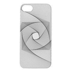 Rotation Rotated Spiral Swirl Apple Iphone 5s/ Se Hardshell Case