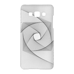Rotation Rotated Spiral Swirl Samsung Galaxy A5 Hardshell Case