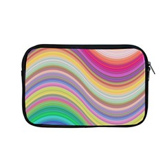 Wave Background Happy Design Apple Macbook Pro 13  Zipper Case by BangZart