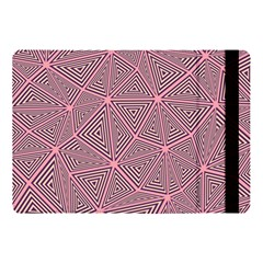 Triangle Background Abstract Apple Ipad Pro 10 5   Flip Case