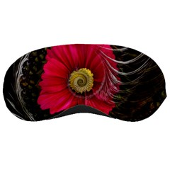 Fantasy Flower Fractal Blossom Sleeping Masks by BangZart