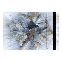 Winter Frost Ice Sheet Leaves Apple Ipad Pro 10 5   Flip Case by BangZart