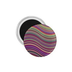 Wave Abstract Happy Background 1.75  Magnets
