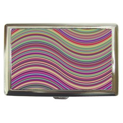 Wave Abstract Happy Background Cigarette Money Cases
