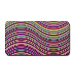 Wave Abstract Happy Background Medium Bar Mats
