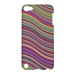 Wave Abstract Happy Background Apple iPod Touch 5 Hardshell Case