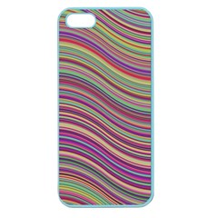 Wave Abstract Happy Background Apple Seamless iPhone 5 Case (Color)