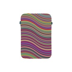 Wave Abstract Happy Background Apple iPad Mini Protective Soft Cases
