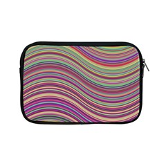 Wave Abstract Happy Background Apple Ipad Mini Zipper Cases