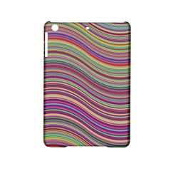 Wave Abstract Happy Background iPad Mini 2 Hardshell Cases