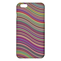 Wave Abstract Happy Background iPhone 6 Plus/6S Plus TPU Case