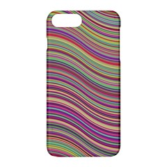 Wave Abstract Happy Background Apple iPhone 8 Plus Hardshell Case