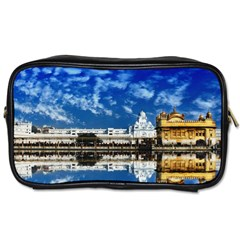 India Punjab Amritsar Sikh Toiletries Bags 2 Side by BangZart