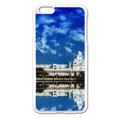 India Punjab Amritsar Sikh Apple Iphone 6 Plus/6s Plus Enamel White Case