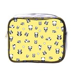 Panda pattern Mini Toiletries Bags Front
