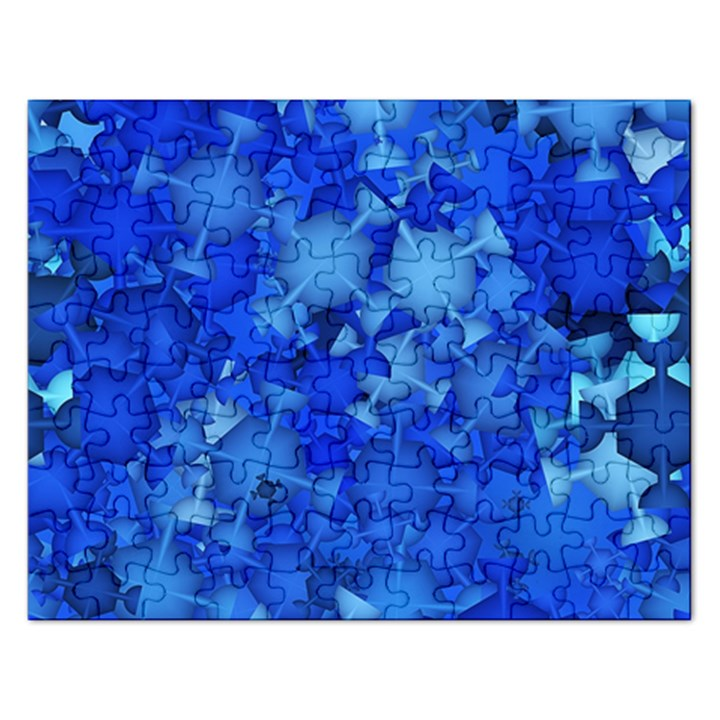 Fun,fantasy And Joy 4 Rectangular Jigsaw Puzzl
