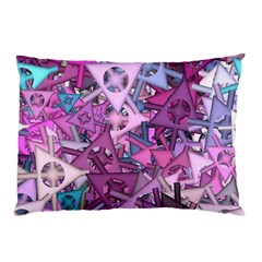 Fun,fantasy And Joy 7 Pillow Case by MoreColorsinLife