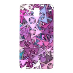Fun,fantasy And Joy 7 Samsung Galaxy Note 3 N9005 Hardshell Back Case by MoreColorsinLife