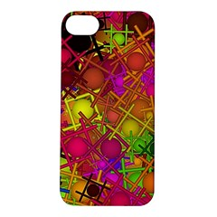 Fun,fantasy And Joy 5 Apple Iphone 5s/ Se Hardshell Case by MoreColorsinLife