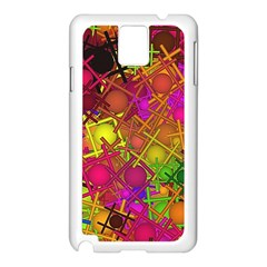 Fun,fantasy And Joy 5 Samsung Galaxy Note 3 N9005 Case (white) by MoreColorsinLife