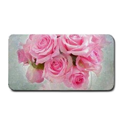 Pink Roses Medium Bar Mats by 8fugoso