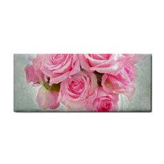 Pink Roses Cosmetic Storage Cases by 8fugoso
