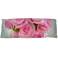Pink Roses Body Pillow Case (dakimakura) by 8fugoso