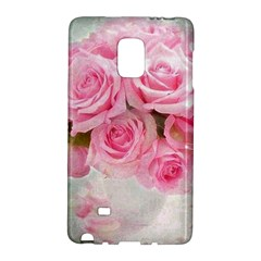 Pink Roses Galaxy Note Edge by 8fugoso
