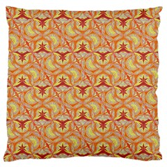 Universe Pattern Large Flano Cushion Case (two Sides) by Cveti
