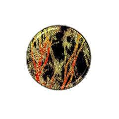 Artistic Effect Fractal Forest Background Hat Clip Ball Marker by Amaryn4rt