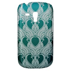 Teal Art Nouvea Galaxy S3 Mini by 8fugoso