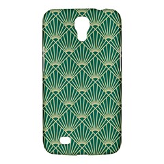 Green Fan  Samsung Galaxy Mega 6 3  I9200 Hardshell Case by 8fugoso