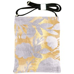 Gold Silver Shoulder Sling Bags